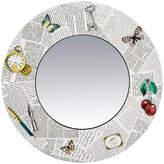 Fornasetti Oggetti Convex Mirror