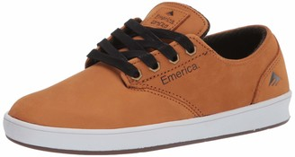 Emerica mens The Romero Laced Low Top Skate Shoe
