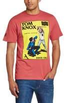 Santa Cruz Men's Knox Cop Beater Short Sleeve T-Shirt
