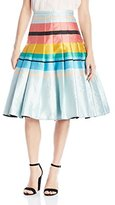 Tracy Reese Women's Placement Skirt