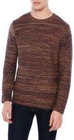 James Tattersall Knit Crew Neck Sweater