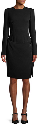 Tom Ford Seamed Split Dress