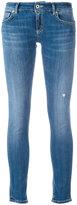 Dondup 'Lambda' mid-rise skinny jeans - women - Cotton/Polyester/Spandex/Elastane - 27