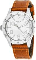 Nixon 38-20 A467-1888 Women's Brown Leather and Stainless Steel Watch