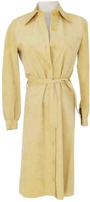 Bill Blass Beige Dress for Women Vintage