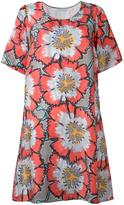 Tsumori Chisato floral print T-shirt dress