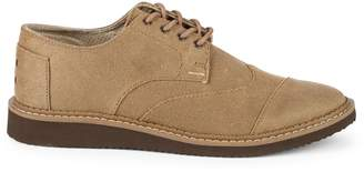 Toms Aviator Wing-Tip Derbys