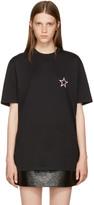 Givenchy Black Single Star T-Shirt