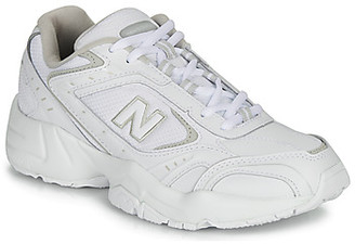 New Balance 452 women's Shoes (Trainers) in White