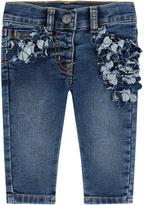 MonnaLisa Girl slim fit jeans