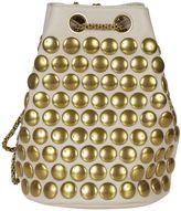 Jerome Dreyfuss Beige popeye Bucket Bag