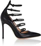 "Gianvito Rossi WOMEN'S ""MARQUIS"" MARY JANE PUMPS"