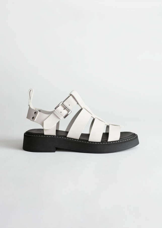 b78fd488fcf Chunky Gladiator Sandals
