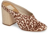 Dolce Vita Women's Caley Genuine Calf Hair Mule