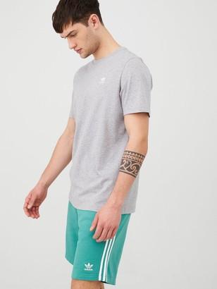 adidas Essential T-Shirt - Medium Grey Heather