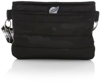 Think Royln Camo Quilted Belt Bag