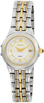 Seiko Women's SXDB16 Le Grand Sport Two-Tone Watch
