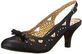 Bettie Page Women's BP265-Allison Dress Sandal
