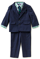 Starting Out Baby Boys 12-24 Months Button-Down Shirt, Jacket, Tie, & Pull-On Pants 4-Piece Set