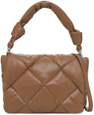 Stand Studio Wanda Mini Quilted Faux Leather Bag