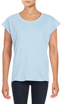 MICHAEL Michael Kors Chain-Accented Knit Tee