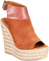 Mojo Moxy Omega Espadrille Wedge Sandals