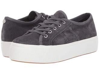 Steve Madden Emmi S Sneaker (Light Grey Suede) Women's Shoes