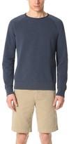 Billy Reid Dawson Crew Sweatshirt