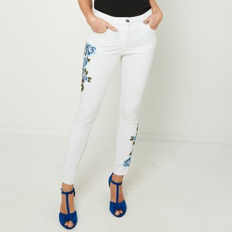 Joe Browns Floral Slim Fit Jeans