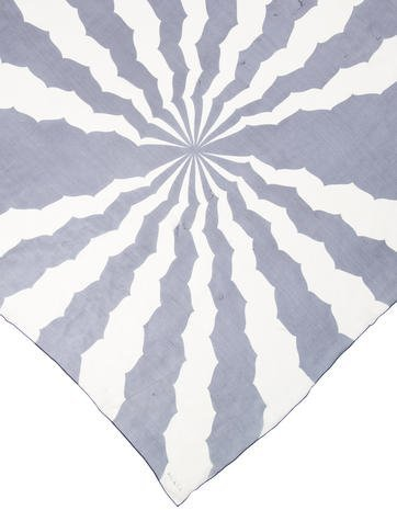 Alaia Silk Printed Scarf