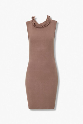 Forever 21 Face Covering Bodycon Dress