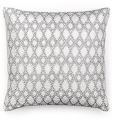 "Hotel Collection Finest Crescent Beaded 18"" Square Decorative Pillow"