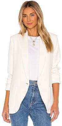 Amanda Uprichard Shawl Collar Blazer