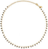 Elizabeth and James Reina Gold-plated Beaded Choker - one size