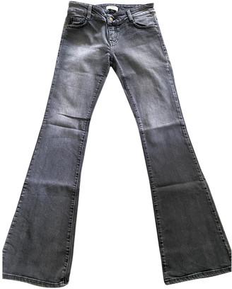 BA&SH Fall Winter 2019 Grey Denim - Jeans Jeans