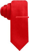 Alfani Extra Long Solid Skinny Tie