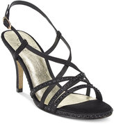 Adrianna Papell Acacia Strappy Slingback Evening Sandals