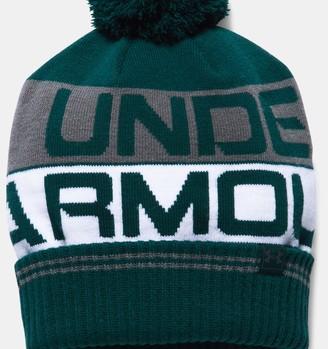 Under Armour Men's UA Retro Pom 2.0 Beanie