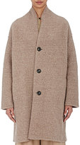 Pas De Calais WOMEN'S STOCKINETTE-STITCHED COAT