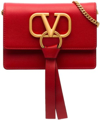 Valentino mini VRING crossbody bag