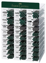 Faber-Castell Faber- Castell Complete Graphite Pencil Display
