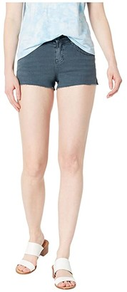 RVCA Cupid 2 (Blue Black) Women's Shorts