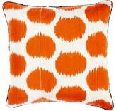 Madeline Weinrib Mu Ikat Pillow