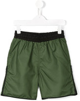 MSGM swim shorts - kids - Polyester - 10 yrs