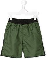 MSGM swim shorts - kids - Polyester - 12 yrs