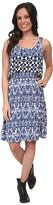 Stetson 9705 Border Tile Print Tank Dress