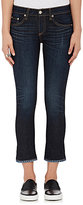 Rag & Bone Women's Crop Straight Jeans