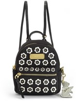 Juicy Couture Solstice Flower Applique Mini Backpack
