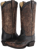 Stetson Outlaw Wingtip Boot