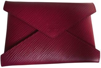 Louis Vuitton Kirigami Purple Leather Purses, wallets & cases
